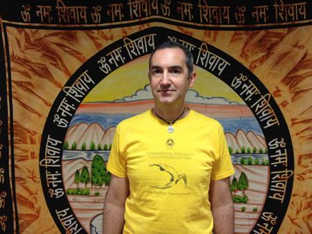 Profesor de yoga en Illescas