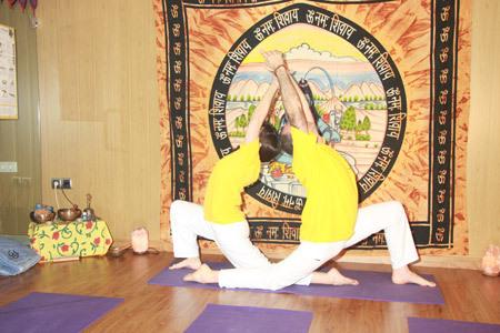 Yoga en Carranque
