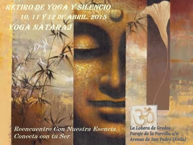 retiros de yoga y meditación en Carranque