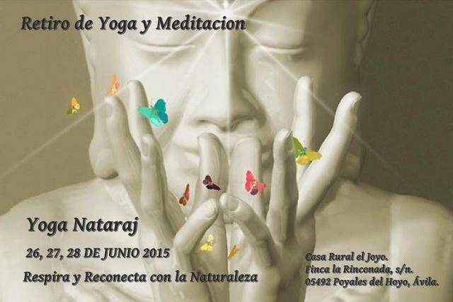 RETTIRO DE YOGA Y MEDITACION.